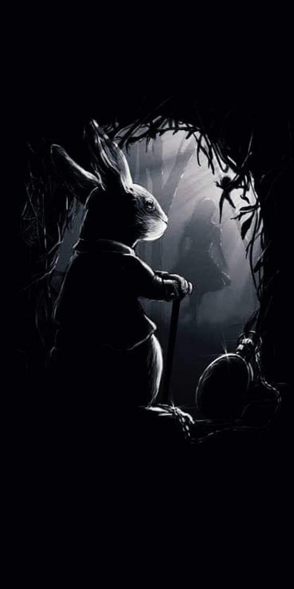 Nighttime hope.