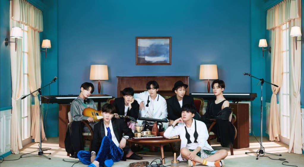 BTS BE: Album Review
