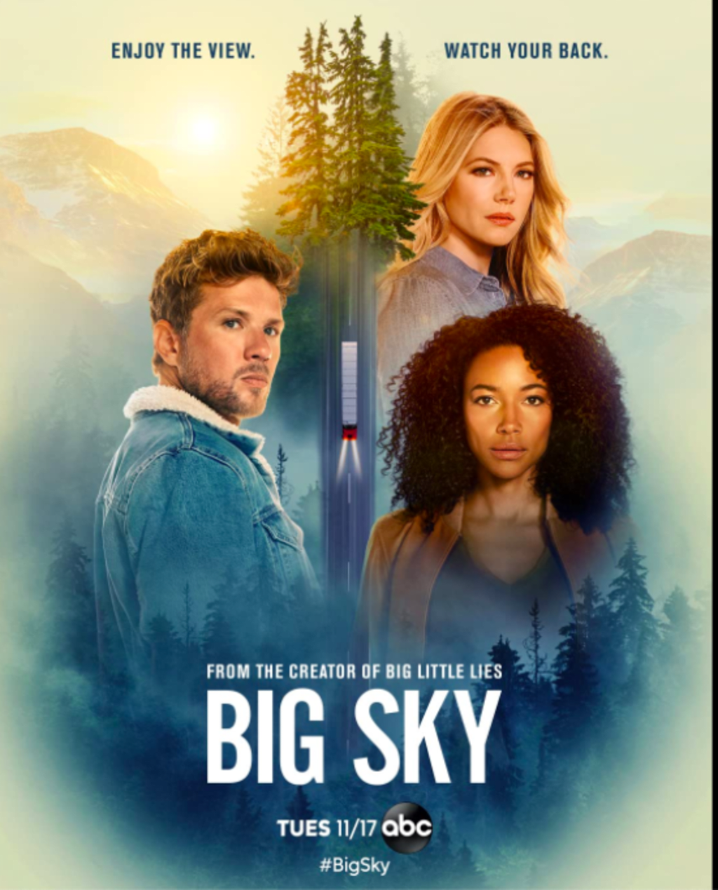 Review of 'Big Sky' 1.1