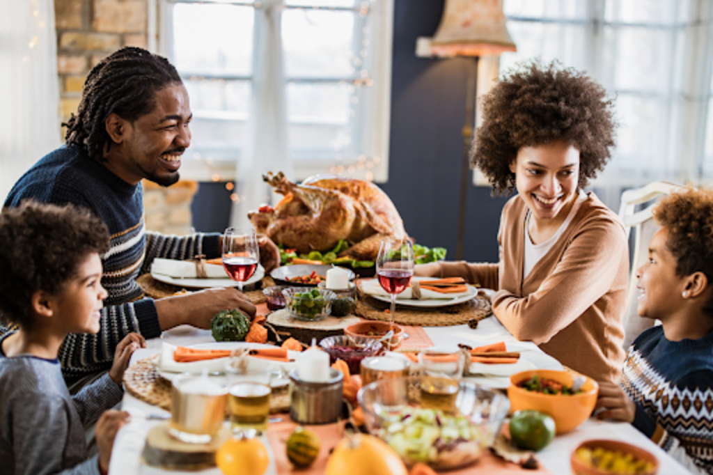 Thanksgiving: why celebrate with the whole family