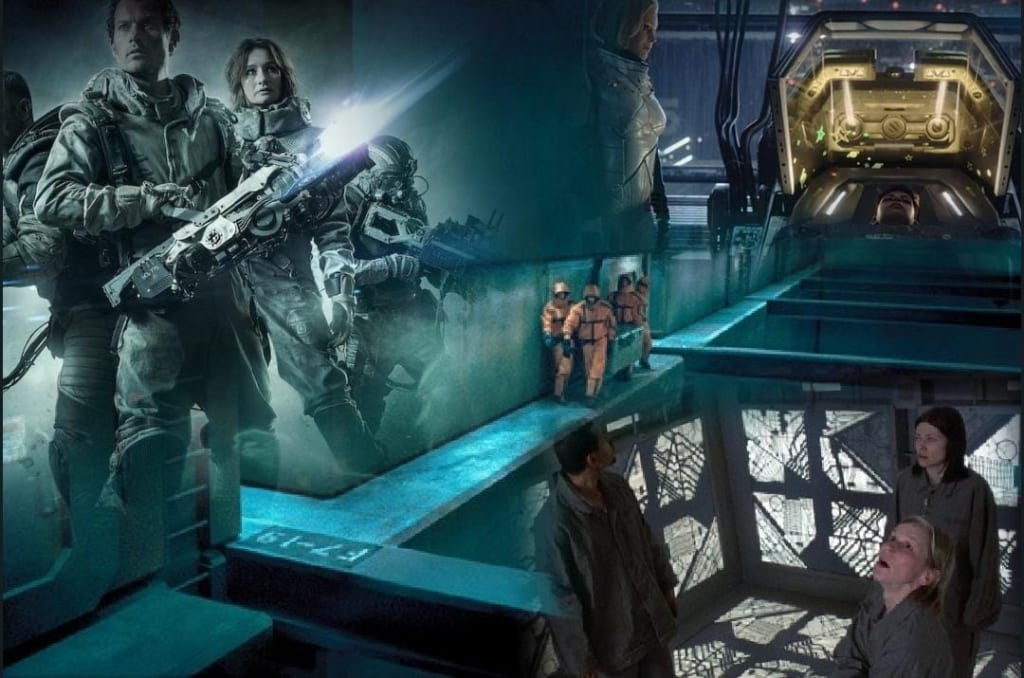 08 Best Sci-Fi Movie that most people haven't seen