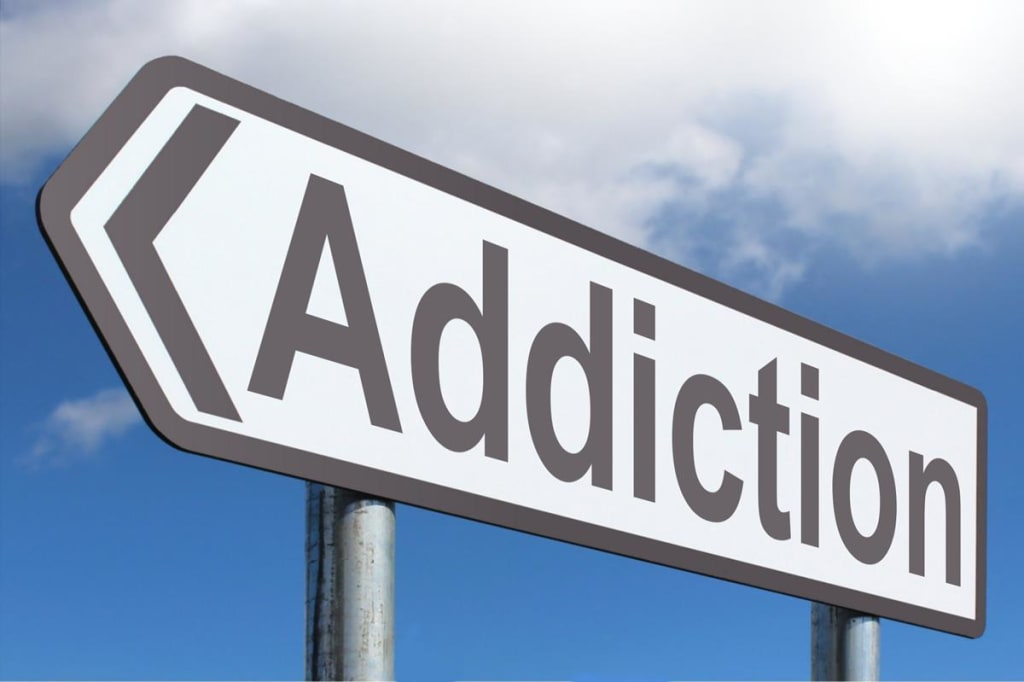 That's Nasty Word — Addiction