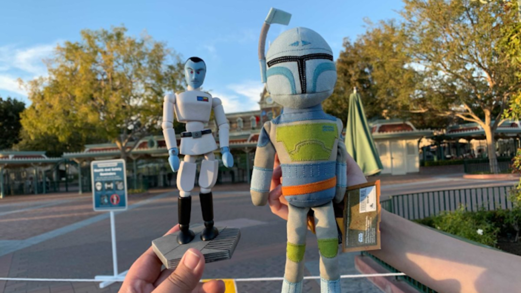 You Can Now Buy A Boba Fett Plush For The Holidays