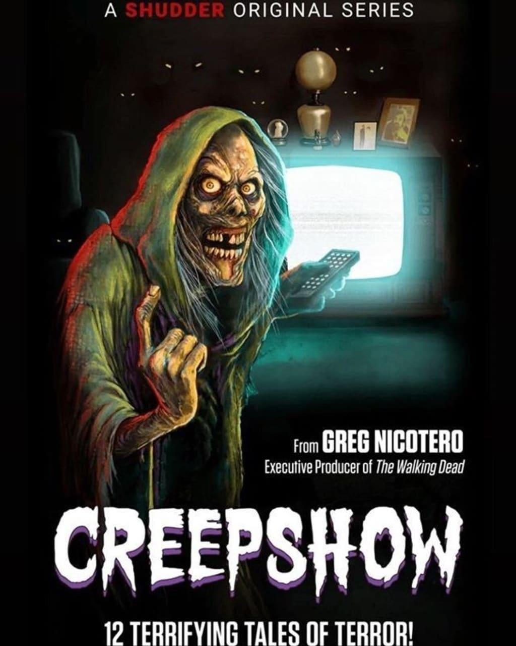 Creepshow                                 (TV Horror Series 2019) Part 1