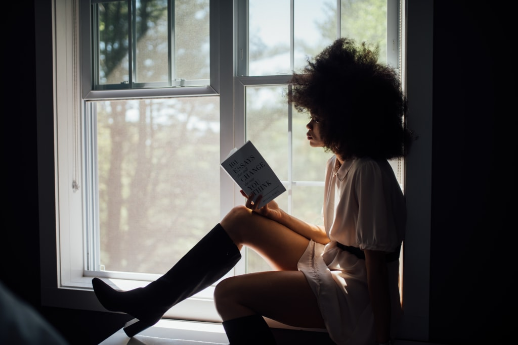 How I Whitewashed and Silenced My Own Blackness By Writing onWattpad