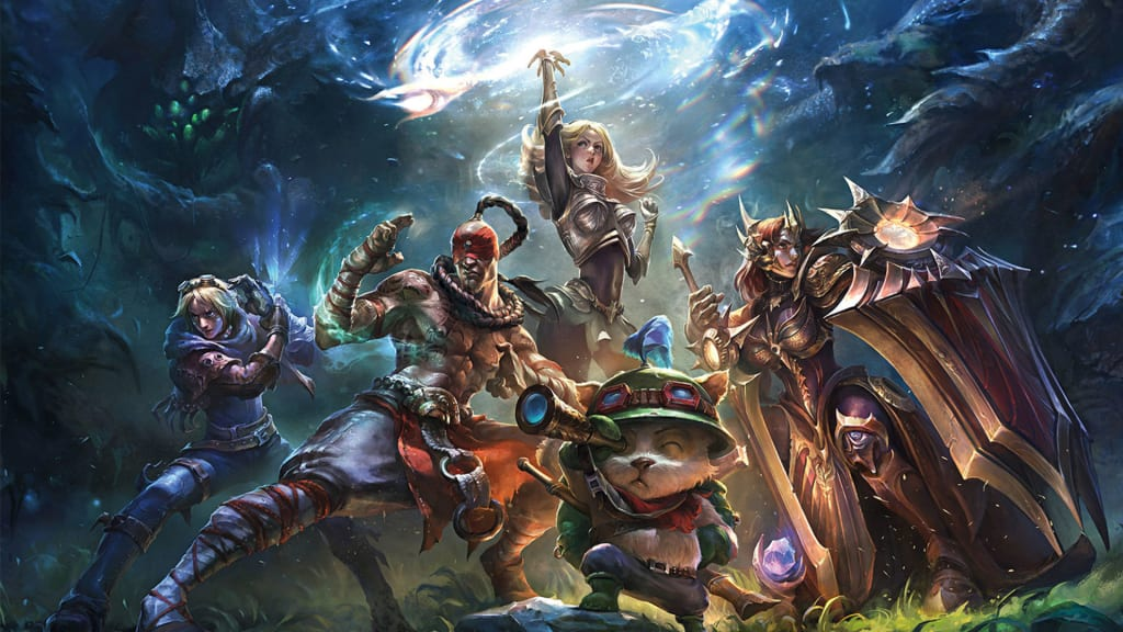 What your League of Legends main role says about you
