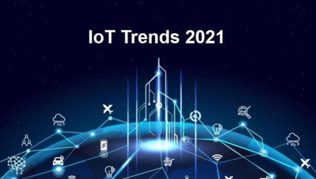 Top 5 Most biggest IoT Trends in 2021 you must get ready for now