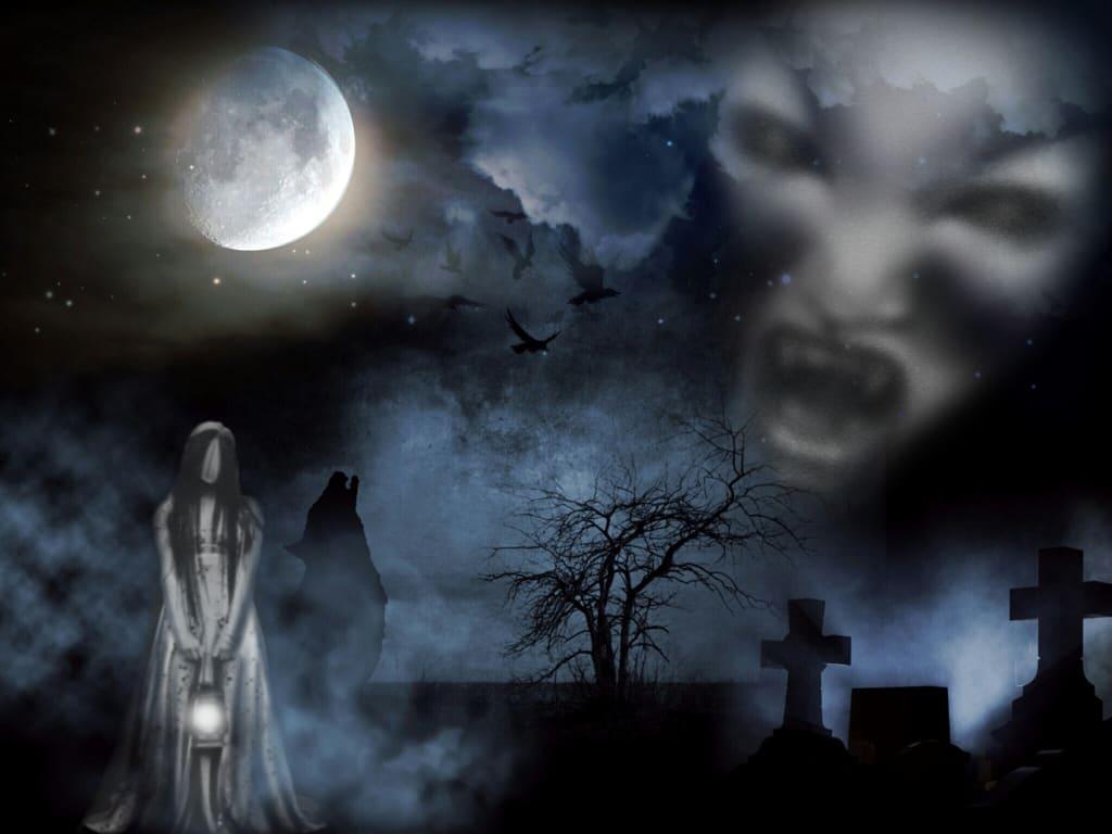 Paranormal Vs. The Supernatural