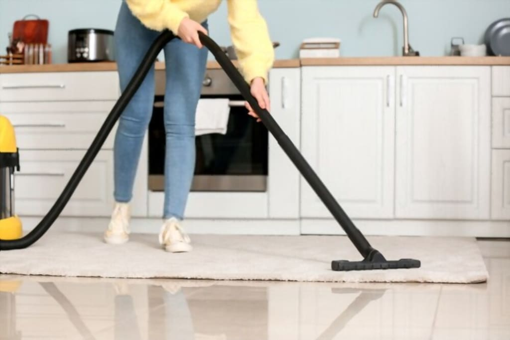 Why do you need carpet cleaner?