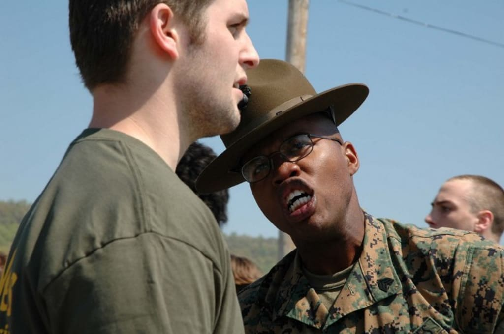 I Survived U.S. Marine Corps Boot Camp 'Shark Attacks'