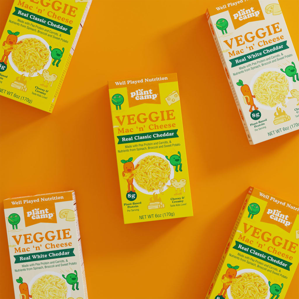 Creatd, Inc. And Plant Camp, LLC Announce the Launch of Their First Product, a Healthy Take on Mac and Cheese for Kids
