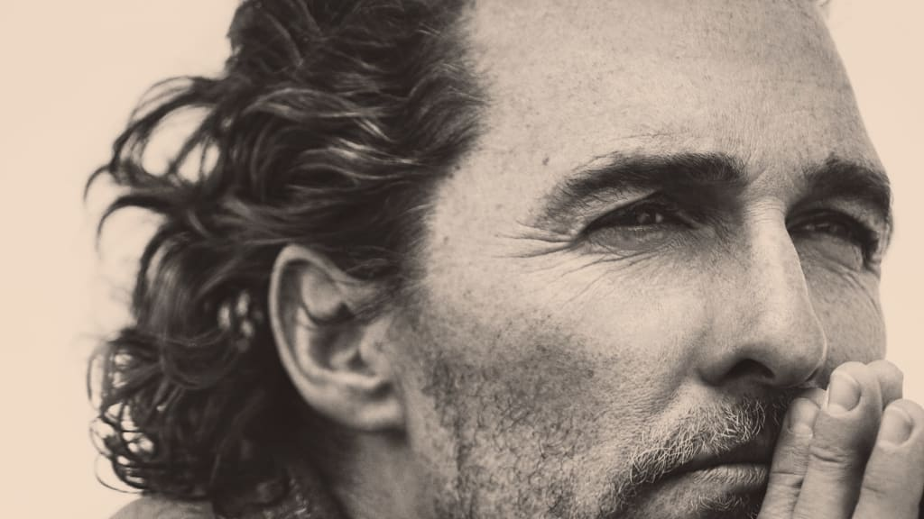 Book Review - 'Greenlights' by Matthew McConaughey