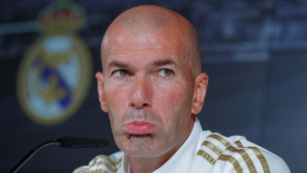 Zidane: We need Hazard, but we will not do foolish things
