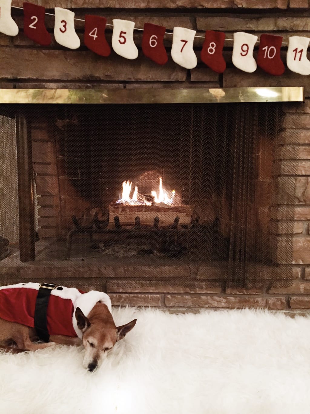 Twas the night before Christmas at Falconhead Resort & Country Club