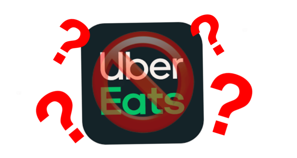Uber Eats doesn't have Customer Service?