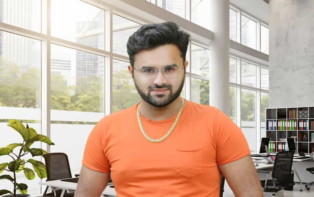 Meet Vikramsinh Parmar, a Freelancer Turned Entrepreneur