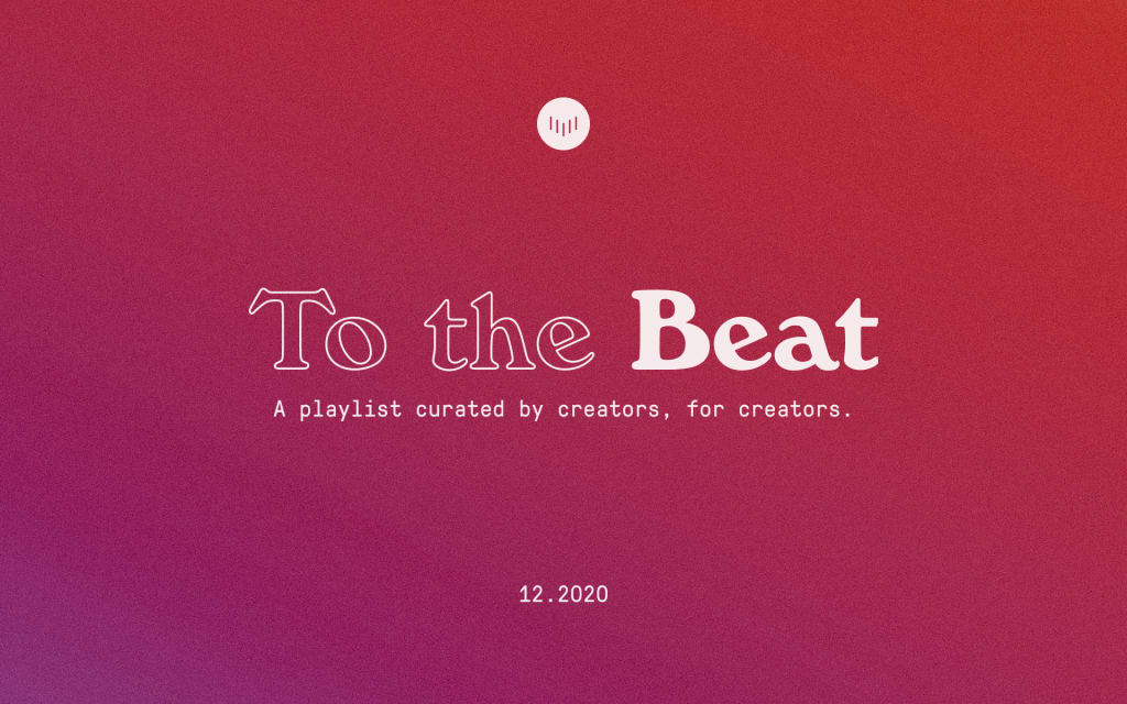 To the Beat: December 2020