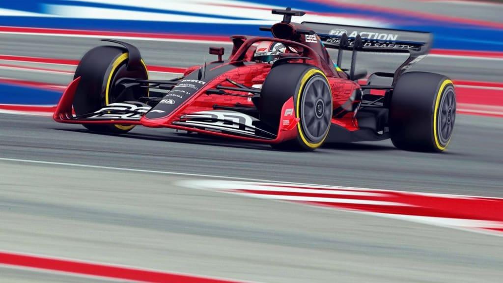 Raguragavan Sreetharan:F1 bosses unveil new 2021 rules to spice up the sport