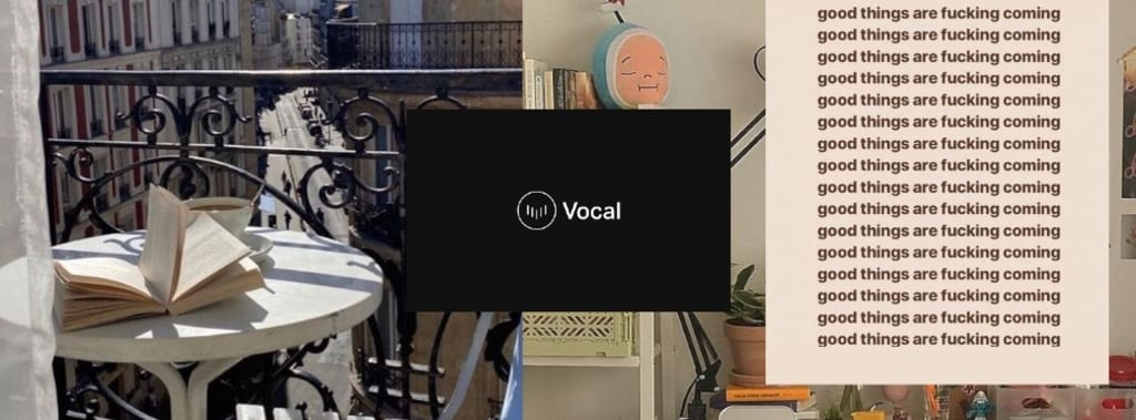 Using Vocal To Complete My 2021 Goals