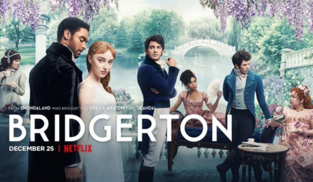 Dearest Reader, Netflix's Brigerton Has A Race Problem.