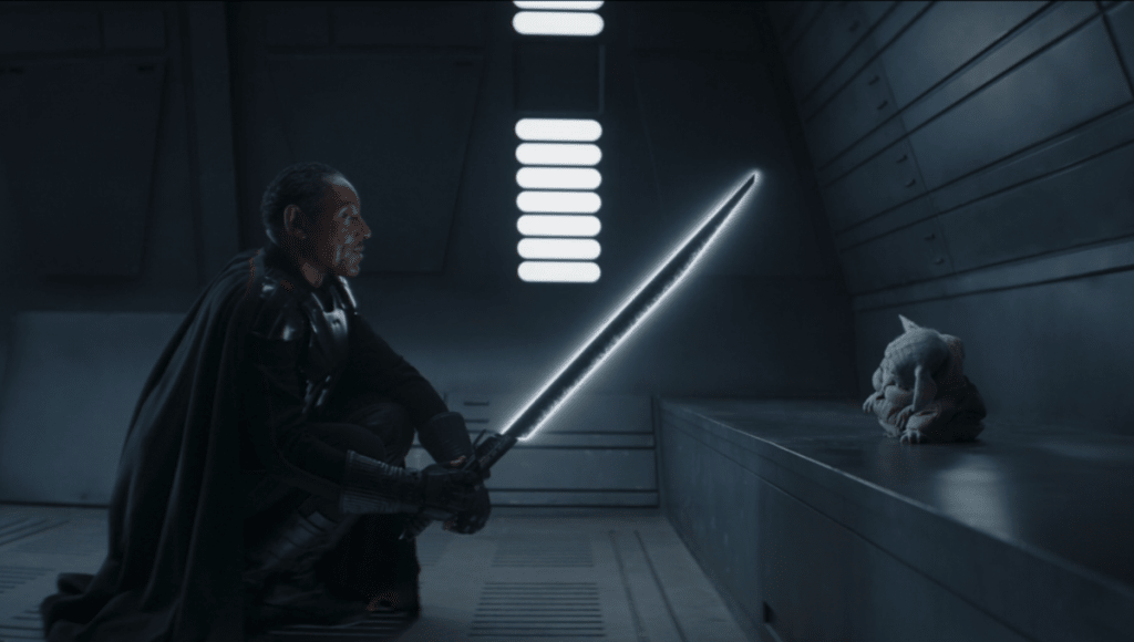 The Mandalorian: A History Of The Darksaber And All It's Wielders