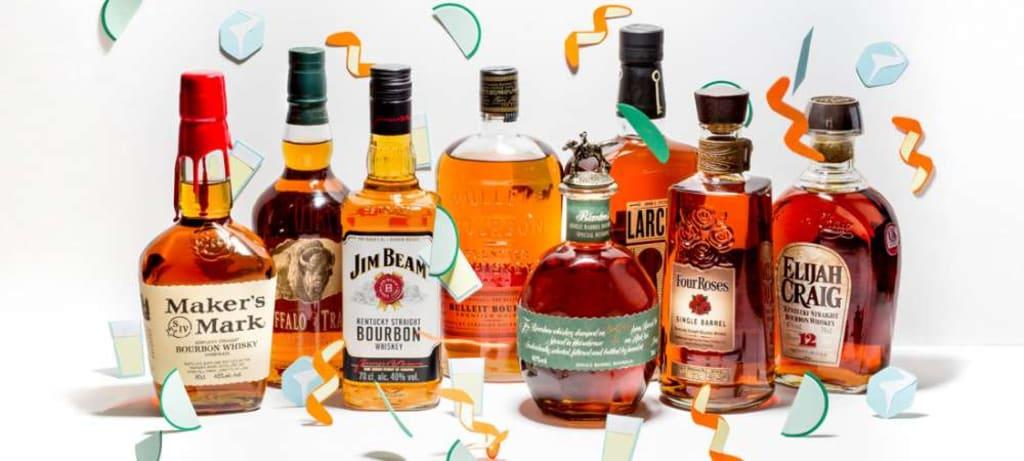 Bourbon in moderation has amazing health benefits