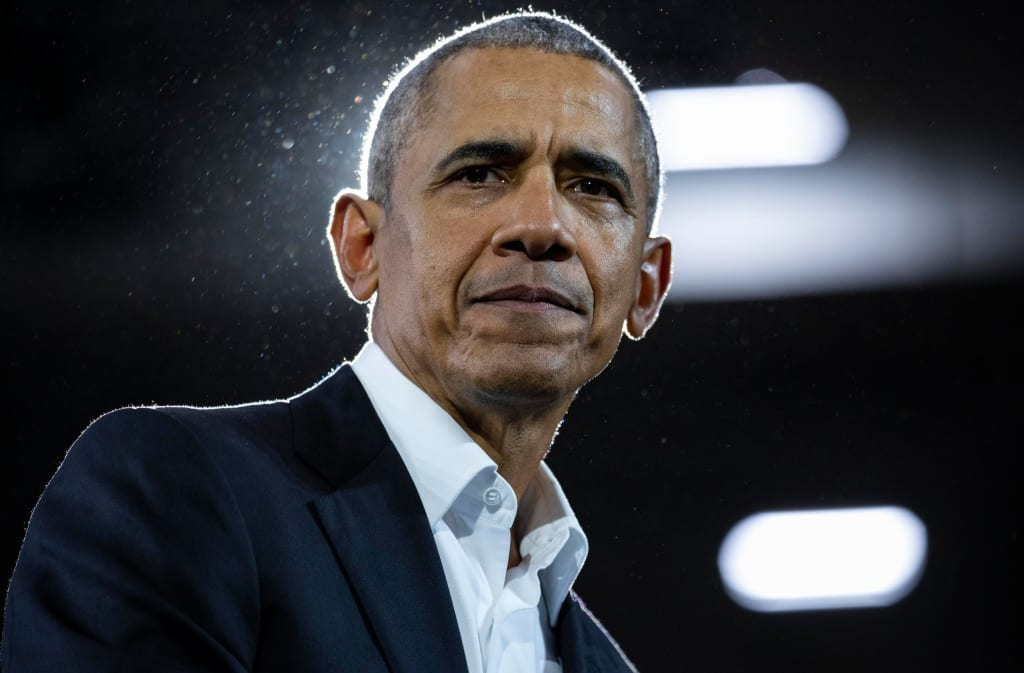 Barack Obama Is Allowed To Not Talk About Politics