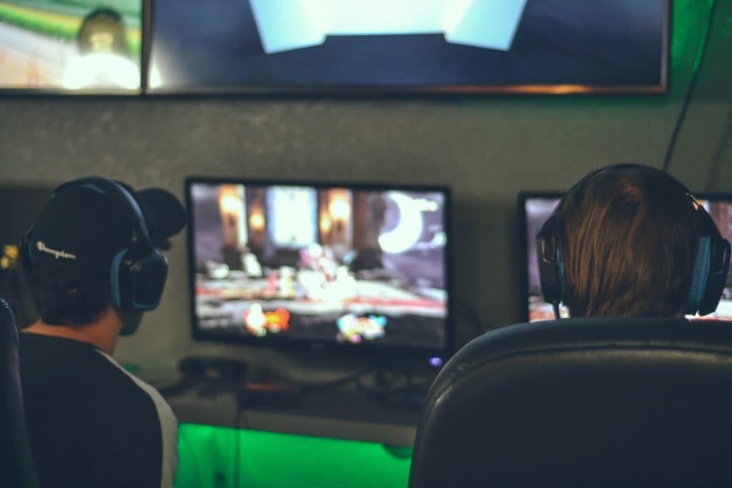 Valorant Gaming Setup