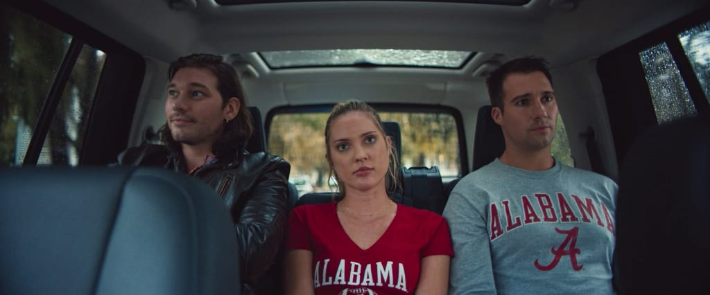 Movie Review: 'Stars Fell on Alabama'