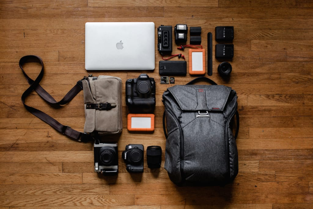 How to start with photography