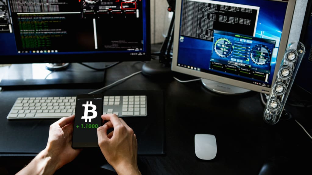 Seven ways to make money with Bitcoin