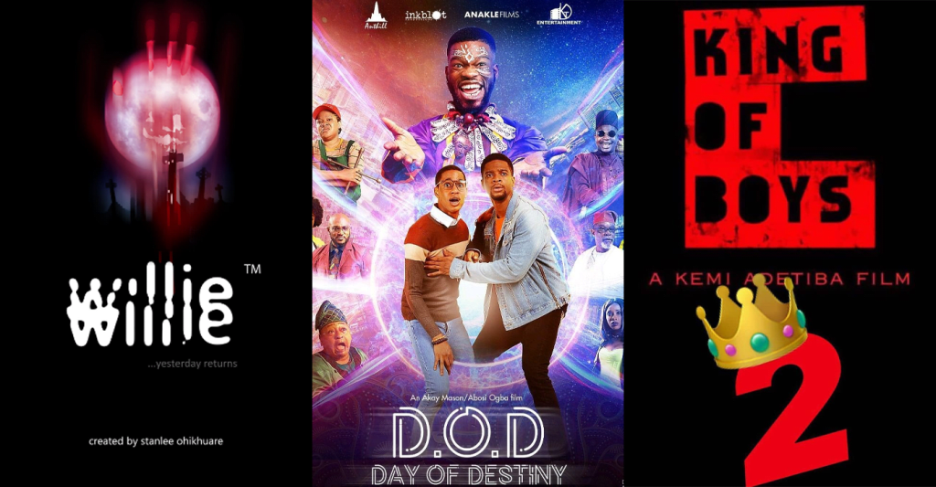 7 Most Anticipated Nollywood Movies Of 2021