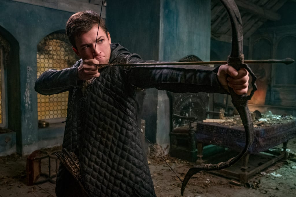 """My Review of """"Robin Hood (2018)"""""""
