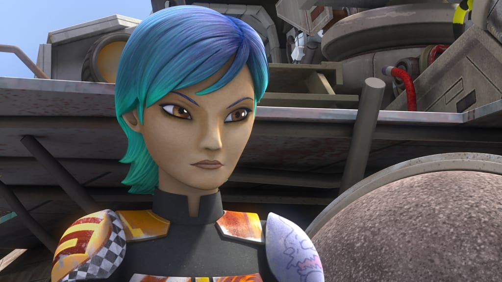 6 Animated Star Wars Characters We'd Like To See In Live Action