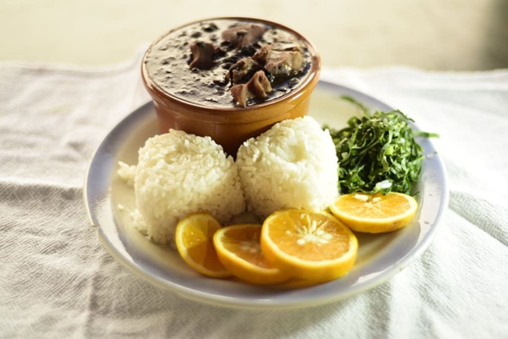 My Late American Grandma Appeared to Me in a Bowl of Feijoada in Rio