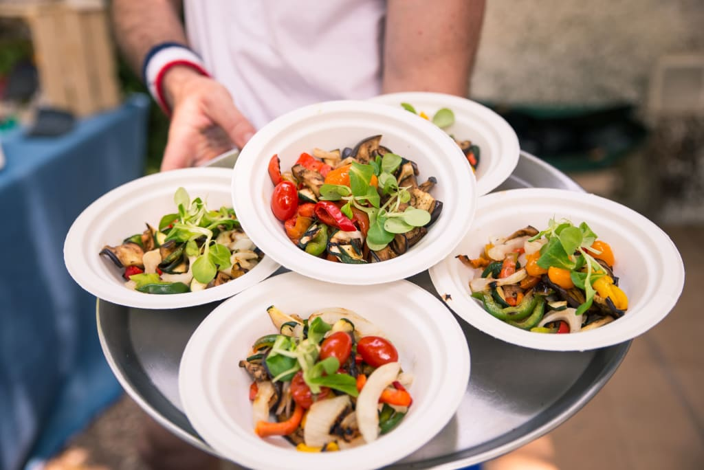 The New Normal: 5 Event Catering Trends in 2021