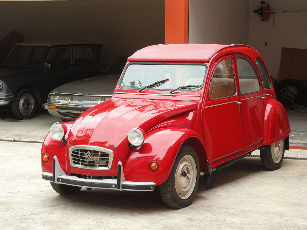 3 Small Classic Cars That Helped To Put Europe on Wheels