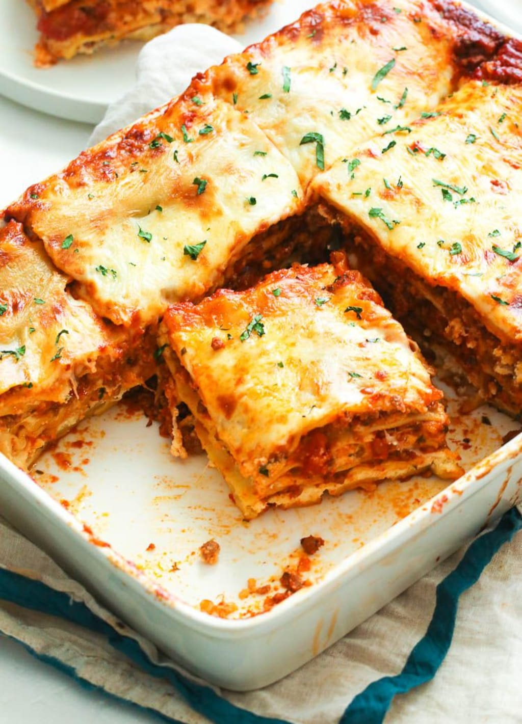 The Story Of Lasagna