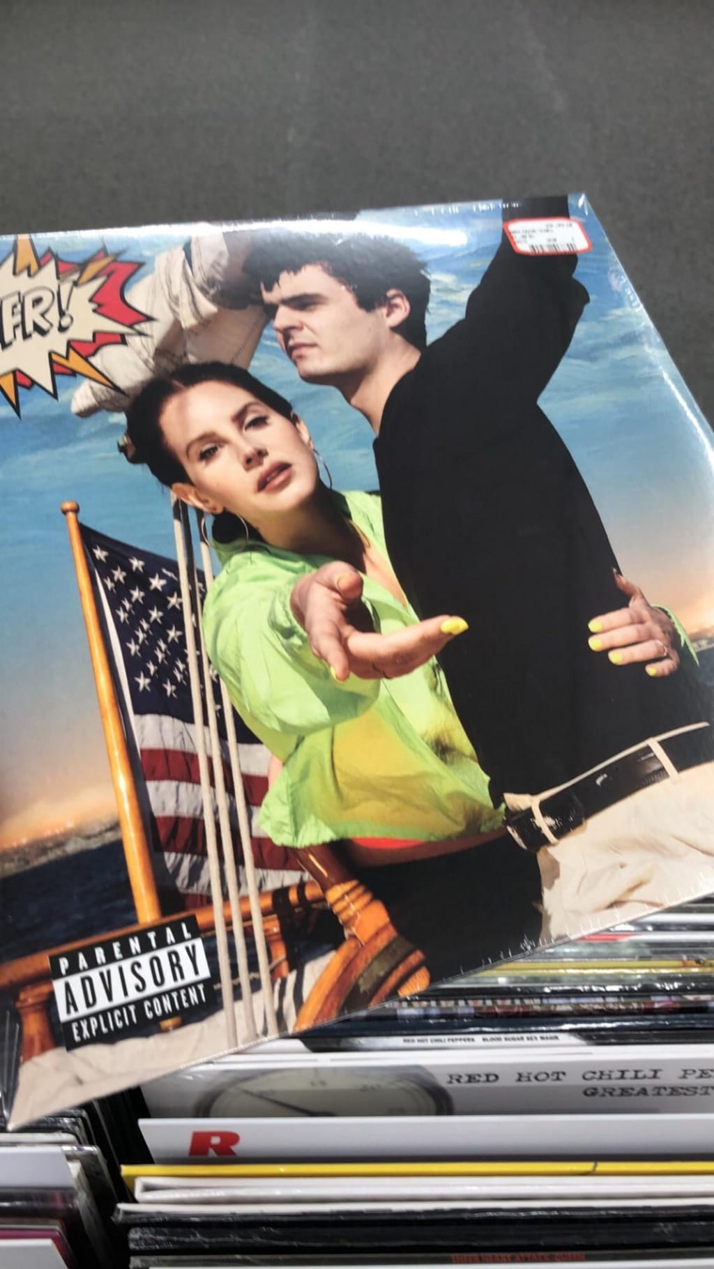 """Norman F*****g Rockwell"" by Lana Del Rey 