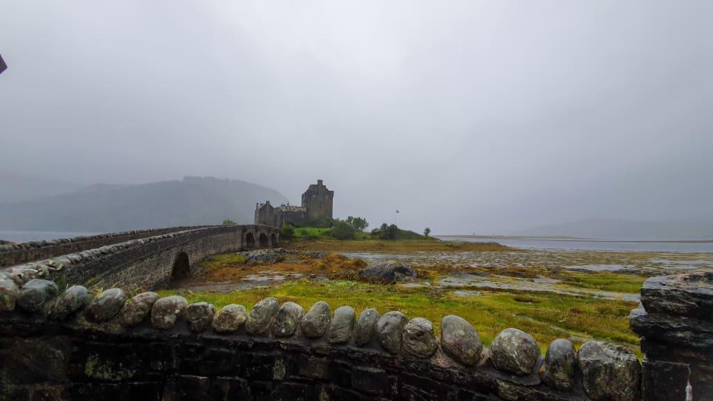 5 days in the Scottish Highlands