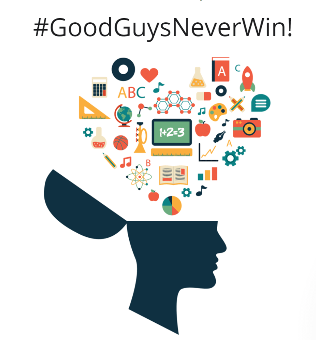 Good Guys Never Win - A Family Business in trouble