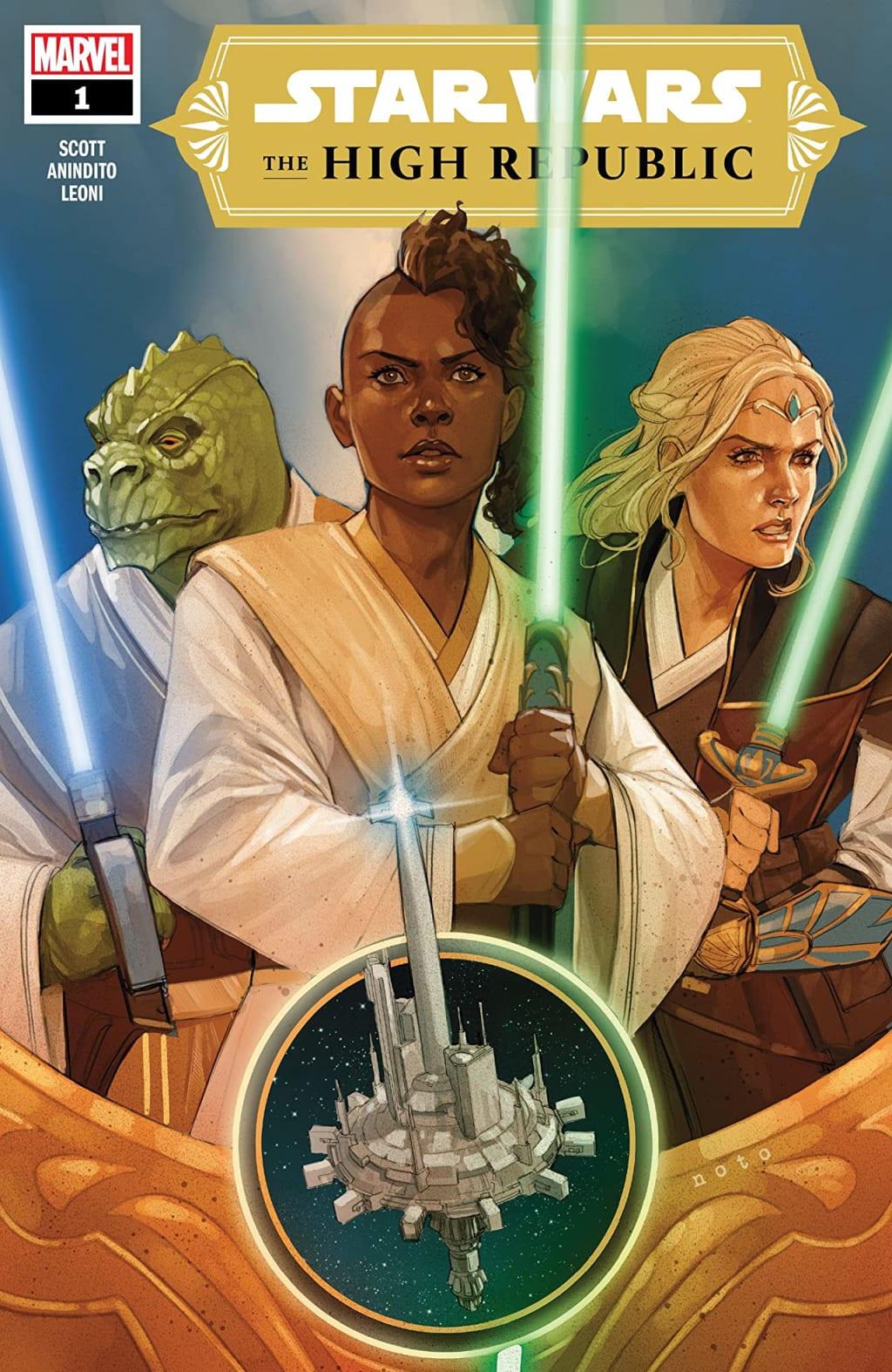 Star Wars The High Republic #1