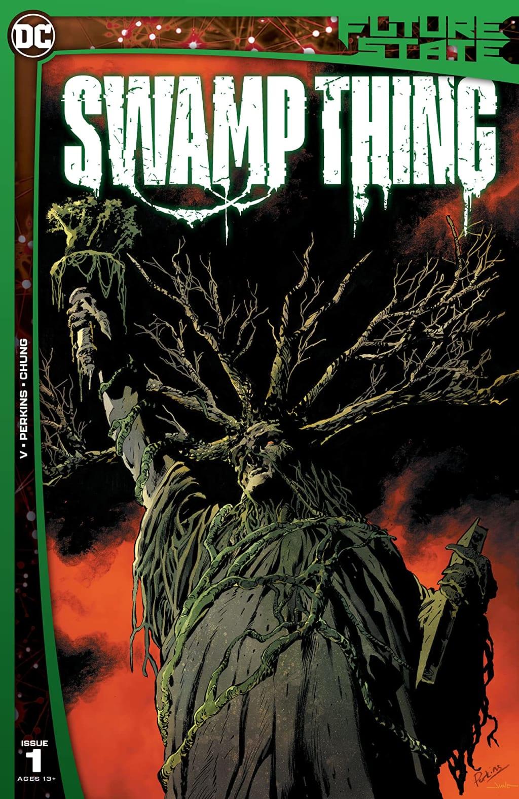 Future State: Swamp Thing #1