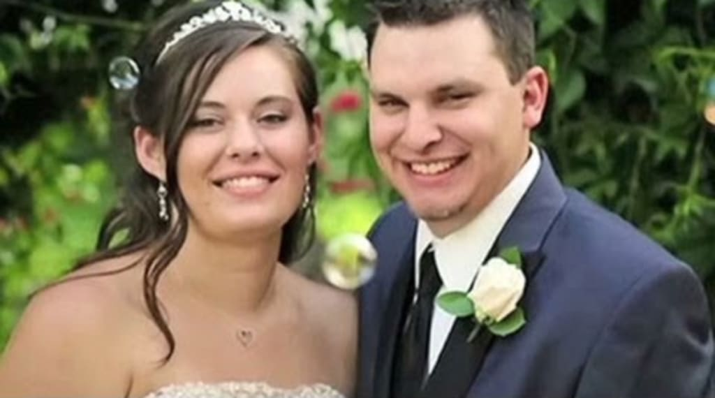 Newlywed Bride Pushes Husband Off Cliff 8 Days After Their Wedding