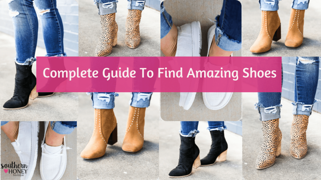 Complete Guide To Find Amazing Shoes For Women