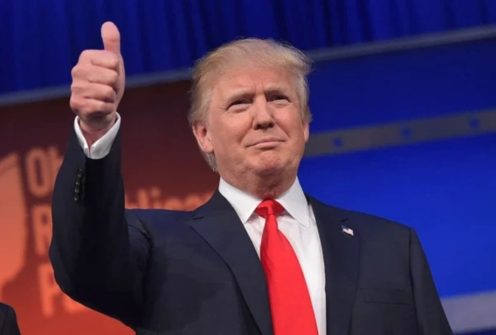 Thank You President Trump