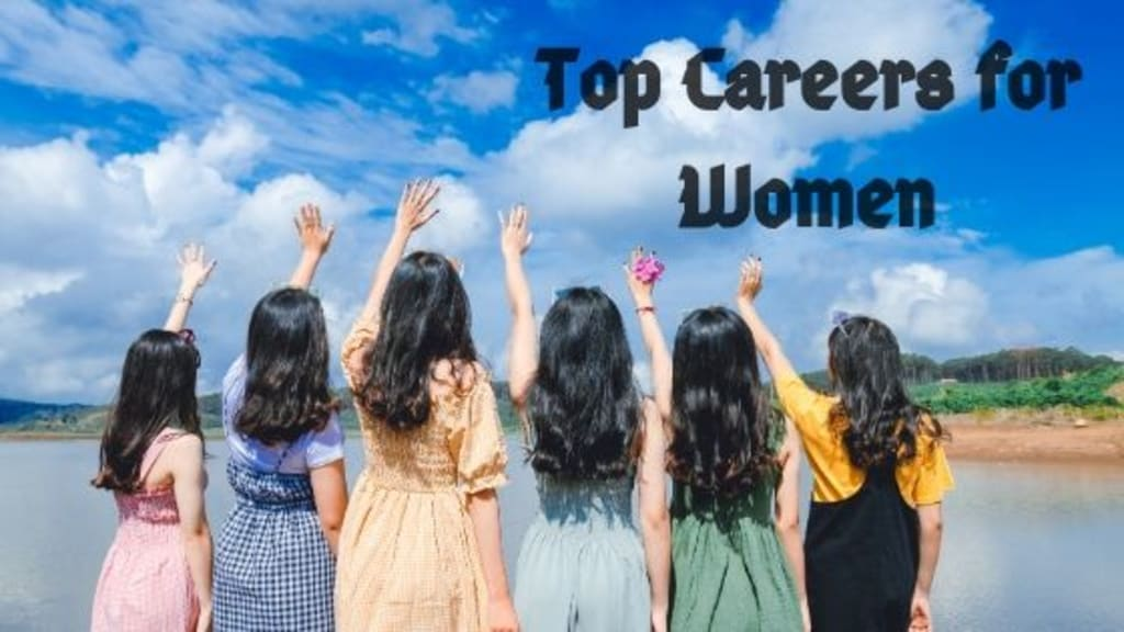 10 Careers for Girls in India