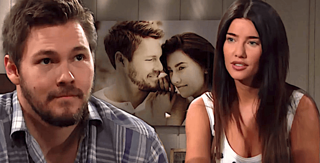 Steffy Forrester is lying to herself on 'The Bold and the Beautiful'