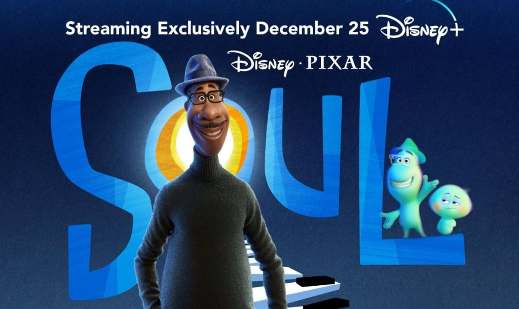"""What I found cool about Disney's """"Soul"""""""