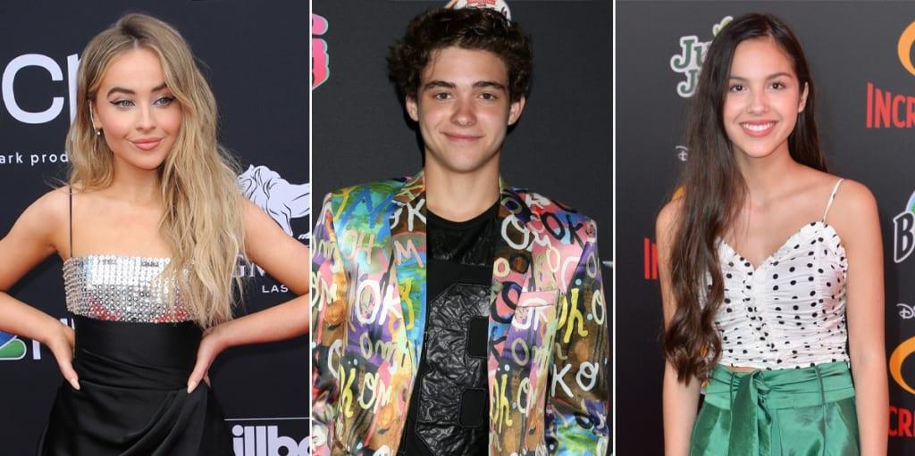Is the Olivia Rodrigo/Joshua Bassett/Sabrina Carpenter Love Triangle the New Miley Cyrus/Nick Jonas/Selena Gomez?